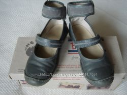 Детские кожаные туфли DPAM