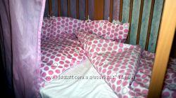 Постельное белье для люльки и кроватки Stokke
