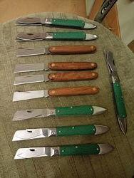 Прививочный универсальный нож из нержавеющей стали, новый