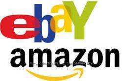 eBay, Amazon під 5. Аукціони. Кращі умови.