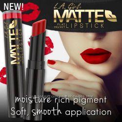 Матовая помада LA Girl Matte Flat Velvet Lipsticks Наличие, заказ