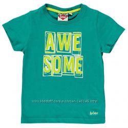 Фирменные футболки Lee Cooper на мальчиков