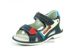 Летние сандали для мальчика