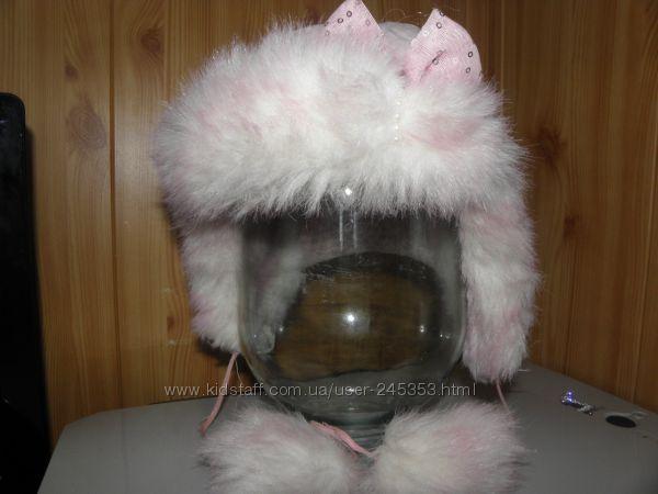 Шапка зимняя для девочки Dembo House