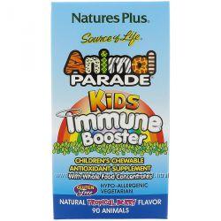 Иммунобустер Animal Parade, добавка для укрепления детского иммунитета