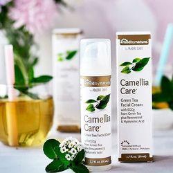 Mild By Nature, Camellia Care, крем для кожи с EGCg из зеленого чая, 50 мл