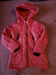 курточка деми р. 128