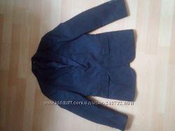 Новый фирменный пиджак рост 140