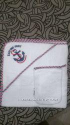 полотенце уголок