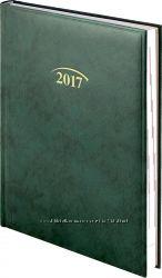 Ежедневник датированный Стандарт Miradur зеленый арт 7956050