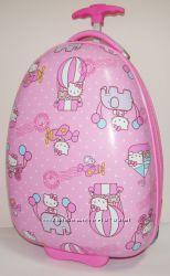 Детский чемодан на колесах Котик 47х31х25, 5 см 016-16