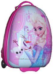 Детский чемодан на колесах Холодное Сердце 47х31х25, 5 см 016-5