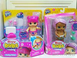Оригинал Интерактивные куколки Bizzy Bubs