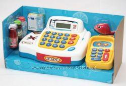 Игровая интерактивная касса Мой магазин. 7162, 7016 Дропшиппинг и опт.