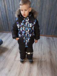 Верхняя зимняя детская одежда фирмы Малыш