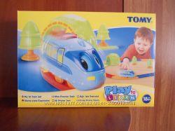 Продам Мою первую железную дорогу Tomy