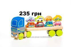 Самая низкая ценаСобираю СП деревянных игрушек Kubika и Puzzlika