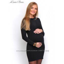 Платье туника для беременных Laura Bruno