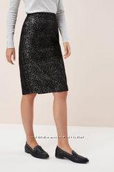Красивая стильная юбка карандаш Next новая