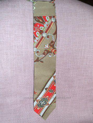 Продам галстук женский, ложный узел.