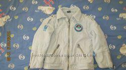 Продам зимнюю куртку Coccodrillo 110р.