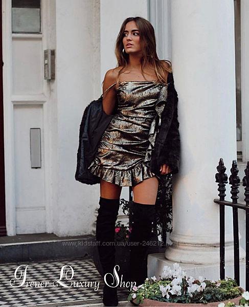 Кокетливое платье Zara S-M