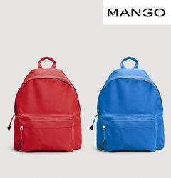 Городской рюкзак Mango  Унисекс