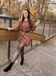 Скидка  вязаное платье свитер  Zara S/M/L  Коллекция 20/21