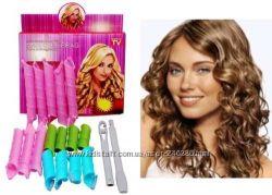 Бигуди MAGIC LEVERAG и MAGIC ROLLER, различные заколки для волос
