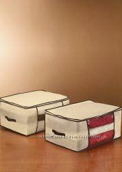 Кофт-органайзер для хранения одежды, постельного белья в наличии