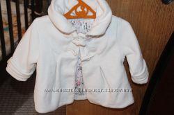 Шикарное Пальто  NEXT для маленькой феи.