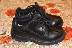 Фирменные туфли ботинки smartfit для мальчика стелька 18, 5-19