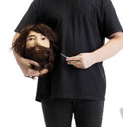 Манекен для парикмахеров мужской