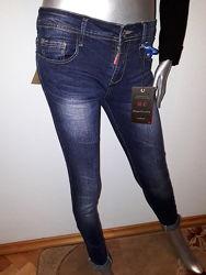 Джинсы женские темные стрейчевые, джинсы скини есть размеры 27, 28, 29, 30