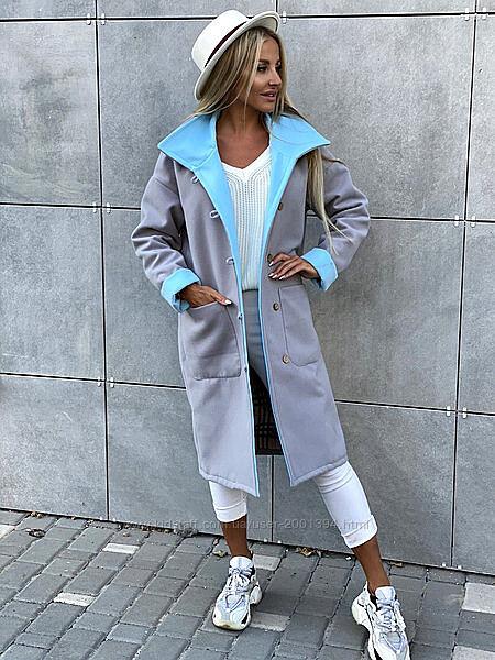 Кашемірове кашемировое  пальто куртка плащ