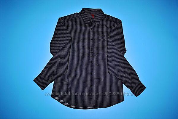 Рубашка L XL новая женская бренд Levis черная стразы длинный рукав Оригинал