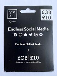 VOXI Воксі від Vodafone