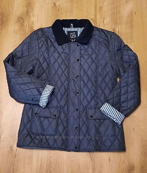 Стеганая демисезонная куртка urban diva размер 16