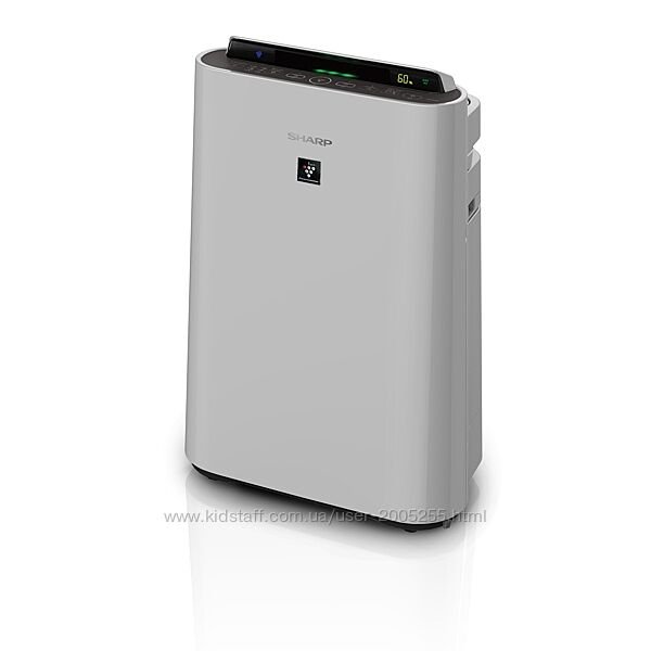 Очиститель-увлажнитель воздуха SHARP UA-HD40E-L с защитой от COVID-19