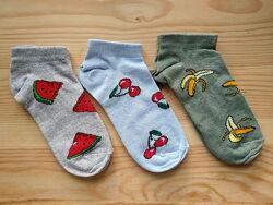 Носки Шкарпетки Носки с рисунком Набор носков