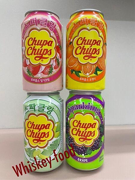 Сладкая вода Chupa-Chups 345мл Чупа-Чупс
