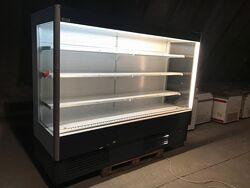 Холодильный регал горка Carrier