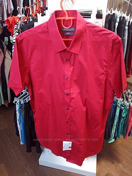 Рубашки мужские в ассортименте от S до 6XL.