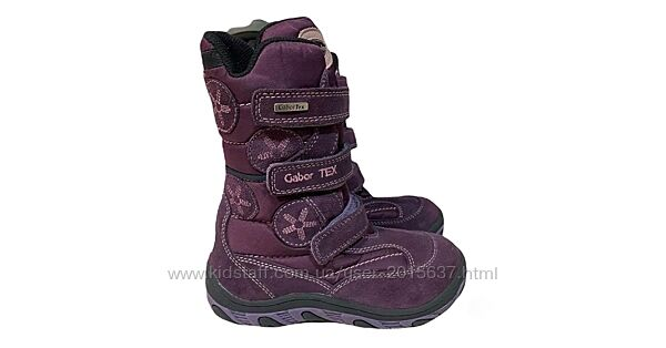Оригинальные детские ботинки Gabor