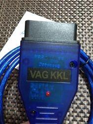 Fiat ecu scanVAG COM 409.1 K-Line FTDI
