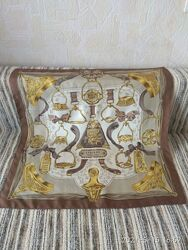 Hermes платок шарф