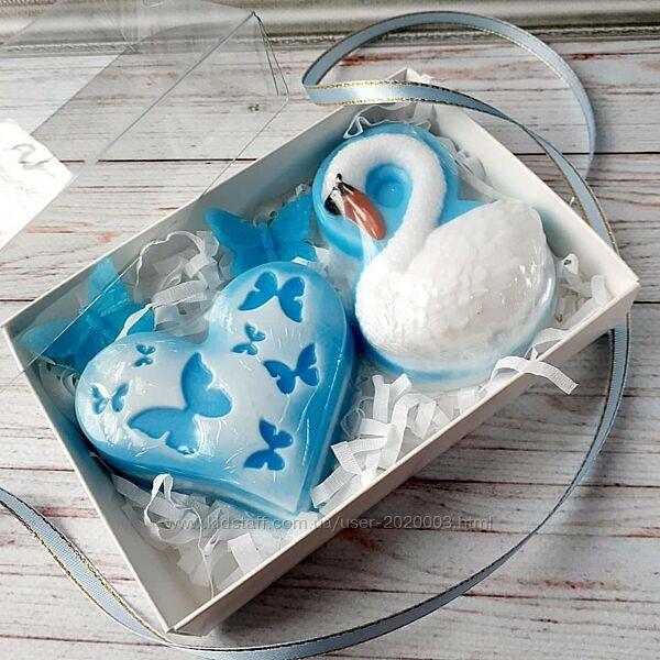Сувенирное мыло ручной работы. Наборы из мыла на подарок.
