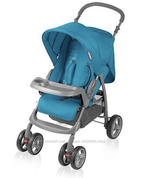 Прогулочная коляска Baby Design Bomiko Model L