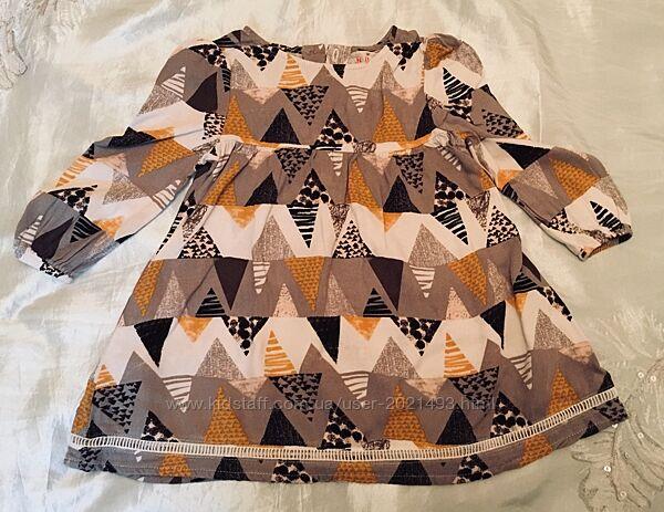 Платье 1-1,5 100 вискоза