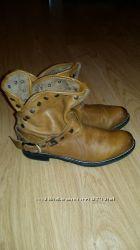 Кожаные ботинки Buffalo London